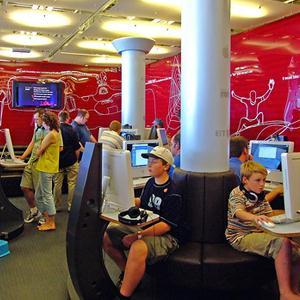 Интернет-кафе Гирваса