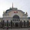 Железнодорожные вокзалы в Гирвасе