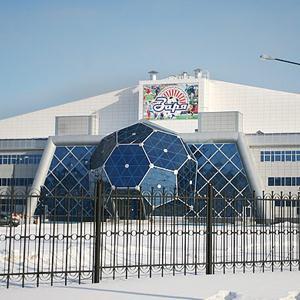 Спортивные комплексы Гирваса