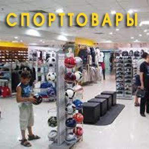 Спортивные магазины Гирваса